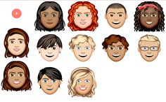 HOO characters Reyna,Rachel,Frank,Hazel,Calypso,Nico,Will,Leo,Jason,Piper,Percy,Annabeth made by me on EmojiMe