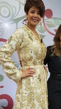 Caftan Haute Couture 2018 : Tenues Marocaines De Luxe