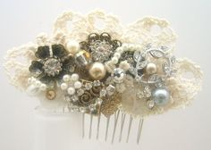 Glam hairpiece
