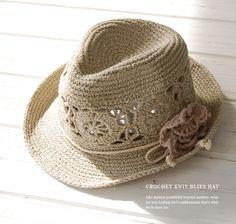 era 【楽天市場】大きなカギ編みレースデザインが甘く涼しげなコットンニット素材のナチュラル帽子。サイドには取り外し可能なフラワーニットコサージュブローチ付き/麦わら帽子風/HAT/レディース/婦人用◆クロシェニット中折れハット:イーザッカマニアストアーズ