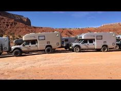 ▶ 2013 EarthRoamer Owner's Rally - Below the View Hotel - Monument Valley - YouTube