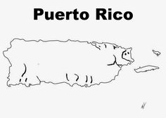 Funny maps: Funny maps of Puerto Rico