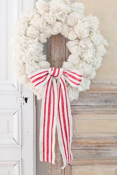 12 Days of Christmas: Inspirational Holiday Wreaths | Static-Romance.Org