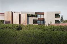 urban house, Barcelona city , luxury housing, cases de luxe,high end real estate, city noise,wooden facade, secluded swimming pool, Interior View,General View