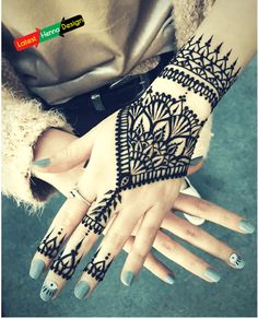 Editor Choice: By analyzing tons of different traditional henna designs we choose this design for you to become part of your upcoming event or festival due to its dark color, detailed design and the main point the use of design pattern is great. http://www.latesthennadesigns.com/2017/05/latest-henna-designs-for-girls.html #henna #hennadesigns #mehndi #mehndidesigns