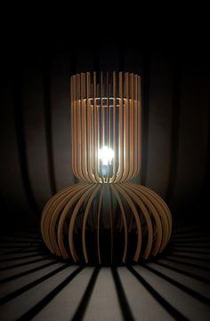 Wooden Sun by Benjamin Broschinski, via Behance