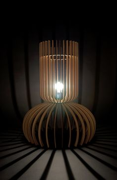 Wooden Sun by Benjamin Broschinski, via Behance