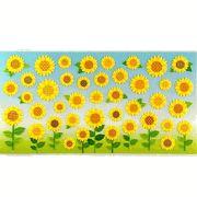 Kawaii Cute Japanese Stickers Summer Selelction SUNFLOWER S678
