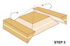 Pyramid Cake Tutorial