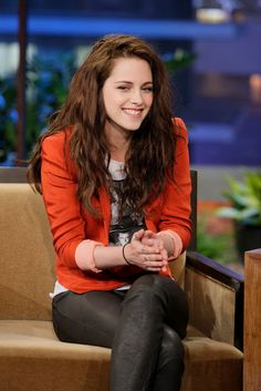 she's always so shy and almost awkward but she's a brilliant actress and utterly stunning.