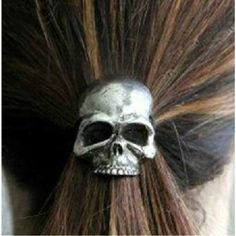 Skull Hair Tie - Deals of The Day