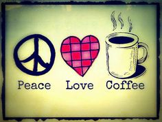 Happy Hippie Friday Kids! i knew it... give me enough coffee, and I could make it! You know the rules. Play nice and have fun.