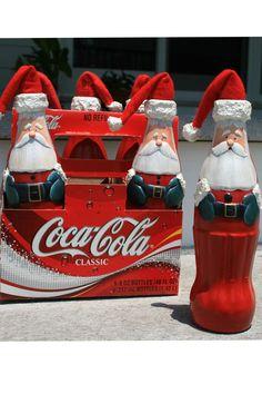 Santa COKES