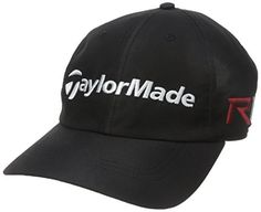 TaylorMade TM15 Litetech Tour Hat Black >>> Read more  at the image link.
