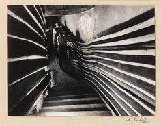 Workers uderground, Paris , 1926 by Andre Kertesz