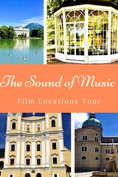 A family favourite, many of The Sound of Music film locations still exist today. The hills are alive with the sound of music; you can be too!