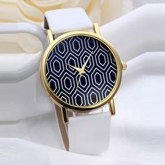Style watch, style leather watch, leather watch, bracelet watch, vintage watch, retro watch, woman watch, lady watch, girl watch, unisex watch, AP00213