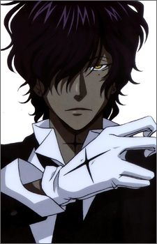 Tyki Mikk- D.Gray-man. I always love the bad guys. Is it bad that he's my favorite character? I think he's the most well-developed character in the entire series.
