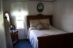 Lizzie Borden Bed & Breakfast -- Emma Borden's bedroom