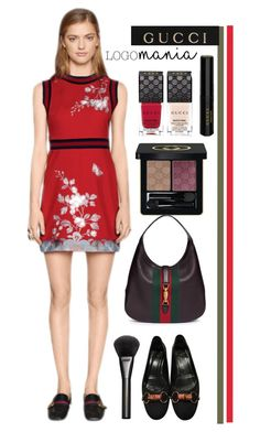 """Untitled #463"" by veronica7777 ❤ liked on Polyvore featuring Gucci"