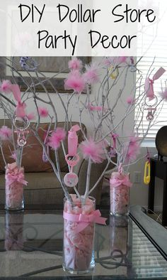 Natural Stick And Pacifier Baby Shower Decor Pictures, Photos, and Images for Facebook, Tumblr, Pinterest, and Twitter