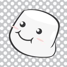 Little Marshmallow by ~Dotpeach on deviantART
