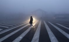Impenetrable smog smothers Chinese cities - PhotoBlog