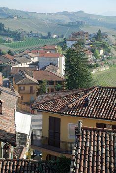Il Castello di Serralunga d'Alba, Piedmont, Italy