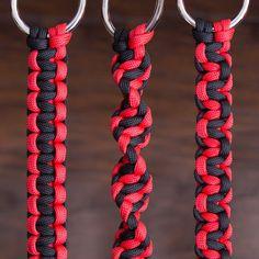 Solomon, Weberknoten, Survival, Armband, Halsband, Hund, Leine, Knoten, Paracord, DIY, 550, Bracelet