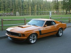 1970 Boss 302, wonder if that is our old one,,,,sure wish we had it back!