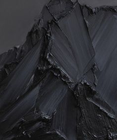 Black Texture Very cool, dark design. Has a smooth looking texture, but is raw. Would use in a modern design Is Black A Color, Black And White, Black Mass, Conrad Jon Godly, Yennefer Of Vengerberg, All Black Everything, Shades Of Black, Back To Black, Color Negra