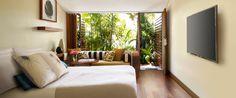 Hayman Island One & Only Resorts - Beach Room with retreat