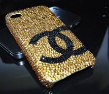 Inspiring picture bling, chanel, cute, girly, i phone. Resolution: 500x344 px. Find the picture to your taste!