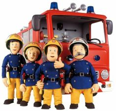 fireman sam wall sticker vinyl decal | eBay