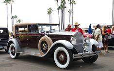 1929 Packard 645 Deluxe 8 Murphy convertible sedan - fvr by Pat Durkin - Orange County, CA, via Flickr