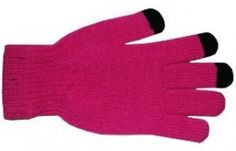 At under $10.00, the pink with black tips model of Boss Tech's Cashmere Knit Touchscreen Gloves are spot on in terms of price for basic knit gloves of reasonable quality.  That said, the different styles (on Amazon) range in price from $0.29, to $16.63 (with a $19.95 list price!).    More than $10 seems excessive for gloves of this quality.