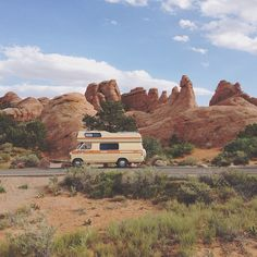 Photography: Kevin Russ | The great American road trip