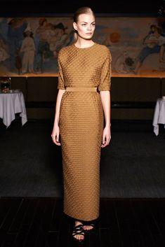 The Row Fall 2012 Ready-to-Wear Fashion Show