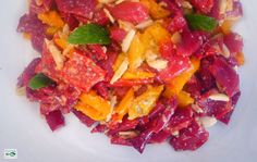 PEPERONI ALLA SIRACUSANA - VEG RAW FOOD   Link: http://www.cucinabioevolutiva.com/2014/10/30/peperoni-alla-siracusana-ricetta-crudista/  #raw #rawfood #crudismo #peperoni #siracusana #siracusa #sicilia #sicily
