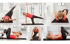 Flad mave nu - 6 nemme øvelser
