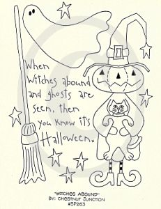 Witches Abound
