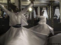 Whirly Gig @ Mevlevi Monastery, Istanbul, Turkey