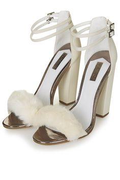 7d3b43b4b5ff RABBIT Faux Fur Fluffy Sandals Sperry Shoes
