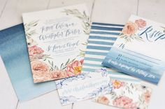 Oh So Beautiful Paper: Calligraphy Inspiration: Wildfield Paper Co.