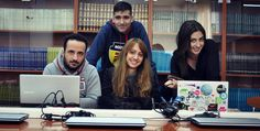 Young Europeans Startup | What's Your Story campaign Efi Dascalopoulou | Prosvasis | Greece