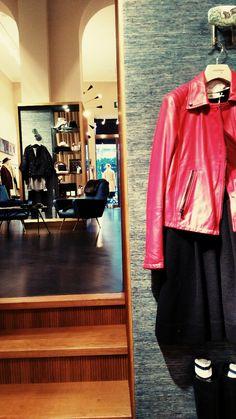 #ottodAme #FW15 #xmas #store #Milano