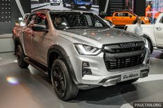 2020 Isuzu The 2020 Isuzu is a top-ranked midsize automobile. It has pleasing driving dynamics, good gasoline efficiency, and a great deal of technology. Offroad, Isuzu D Max, Camper, Lux Cars, Benz S, Car Storage, Automotive News, Toyota Hilux, Cars