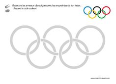 Ma Tchou team: Fiches jeux olympiques ready to print !