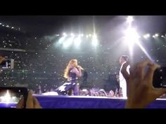 Beyoncé & Jay Z - On The Run Tour (Paris, 13/9-2014) - YouTube