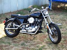 Harley Davidson 1979 was the 2nd Motorcycle I ever rode (IN 1979) all by myself. It was my brother-in-law's. Loved this bike....♥
